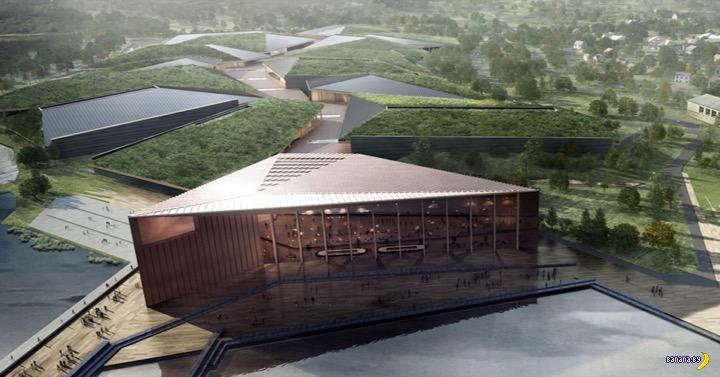 Самый большой дата-центр в мире