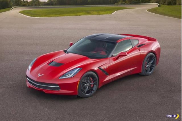 2015 Chevy Corvette выставили за $0 и не продали!