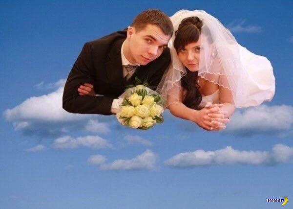 Свадебные кошмары - 33 - Фотошопы!