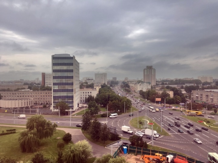 Погода: в Минске лето кончилось!