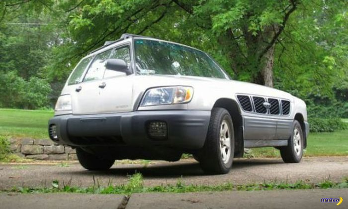 Автомобильные приколы - 0