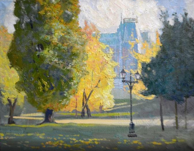 Чудесное наследие ван Эйка для начинающих – картины маслом