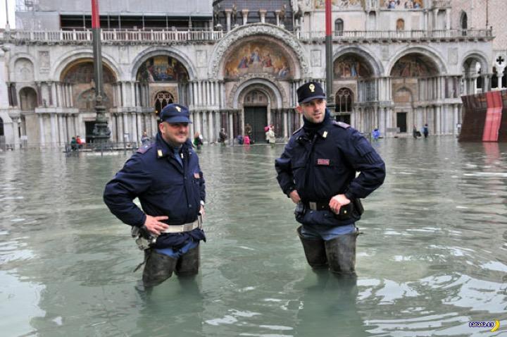 Мэр Венеции про терроризм и террористов