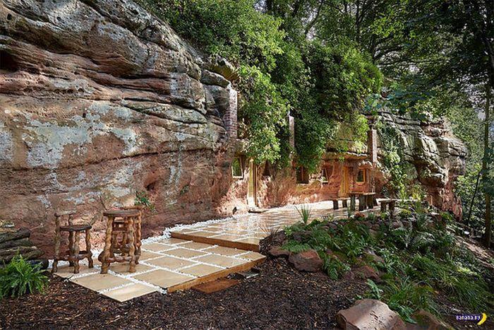 Комфортабельная пещера