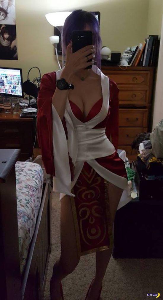 Qilin –богиня косплея