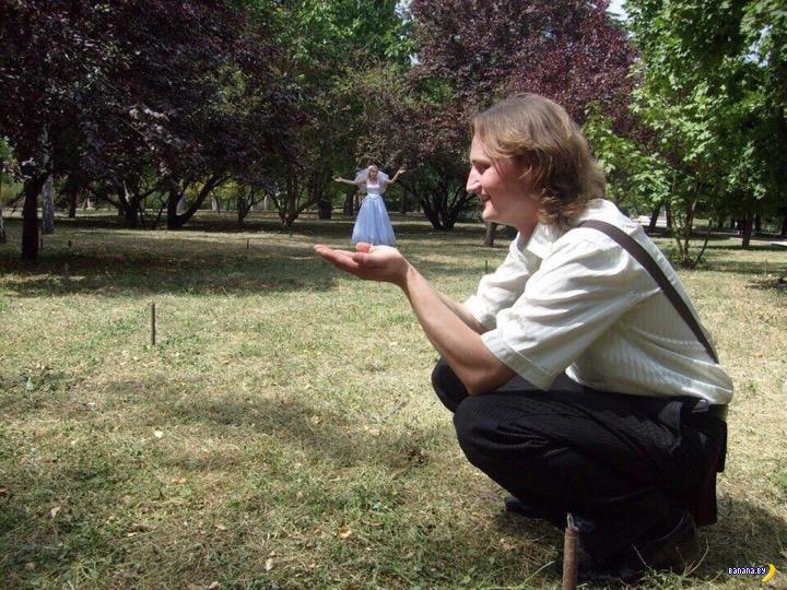 Свадебные кошмары - 34 - Перспектива!