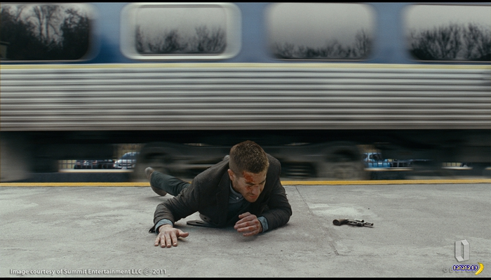 Специальные эффекты из фильма «Исходный код»