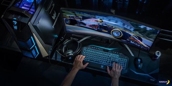 Predator Orion 9000 –самый мощный игровой комп