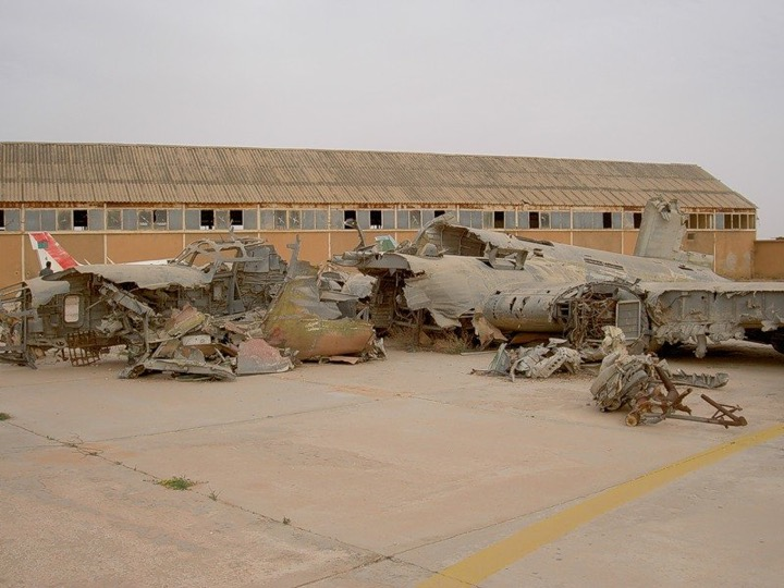 Пропавший на десятки лет бомбардировщик B-24