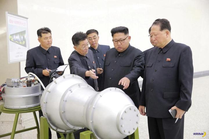 Дорогой товарищ Ын и его водородная бомба