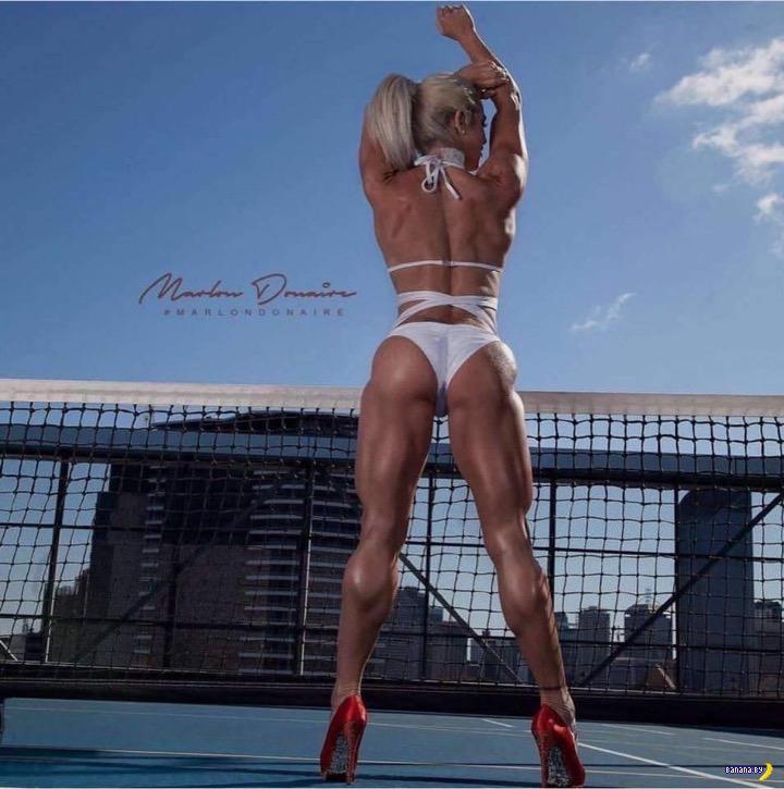Спортивные девушки - 129