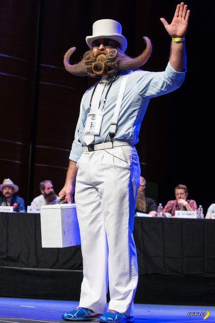 Чемпионат мира по усам и бороде 2017