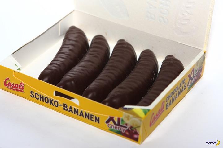 В Беларуси научились делать Sсhoko-Bananen!