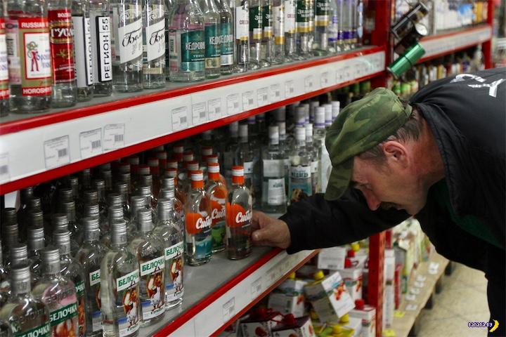 И снова хотят ограничить продажу алкоголя