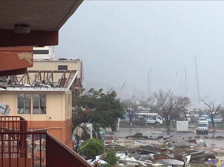 Ветер с моря дул –Ирма