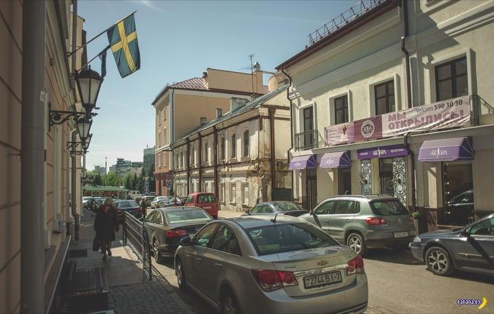 Две улицы в центре Минска сделают пешеходными