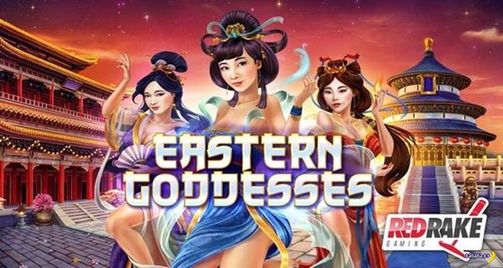 Новый игровой автомат Eastern Goddesses