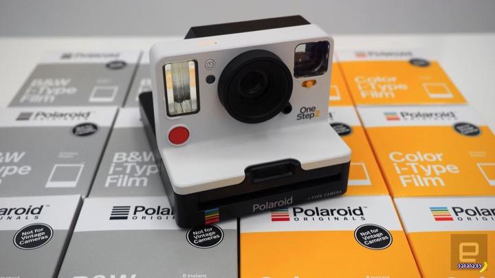 Очередное возвращение Polaroid