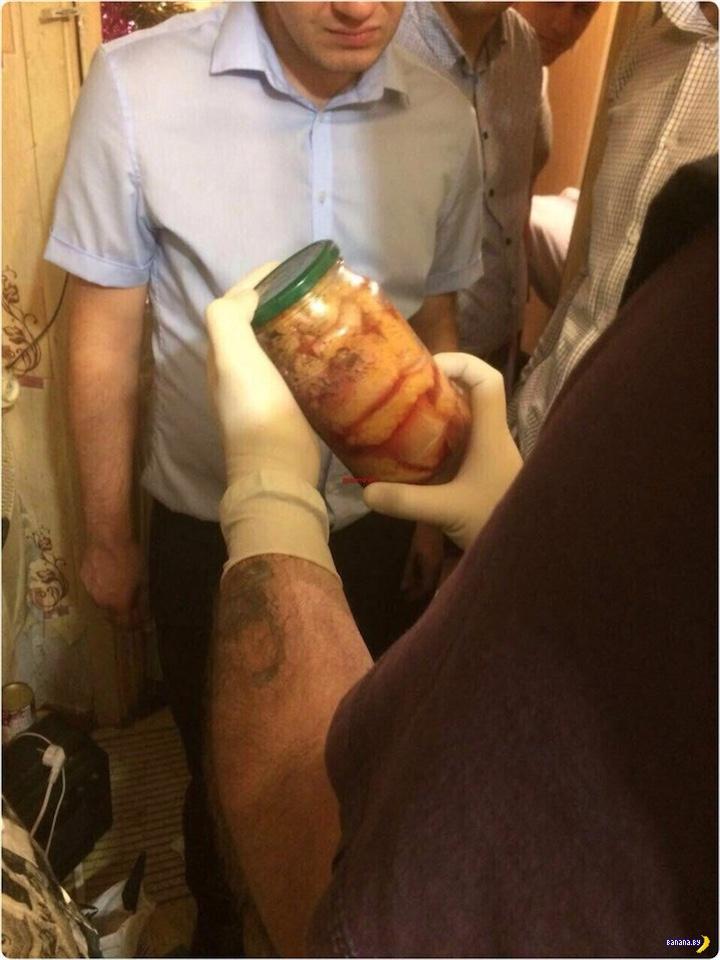 Краснодарские каннибалы убили и съели 30 человек