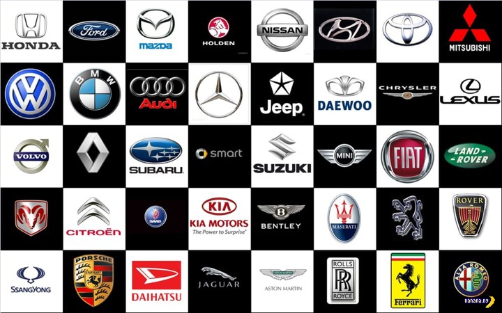 Определены самые дороге автобренды 2017