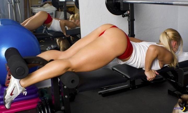 Спортивные девушки - 132