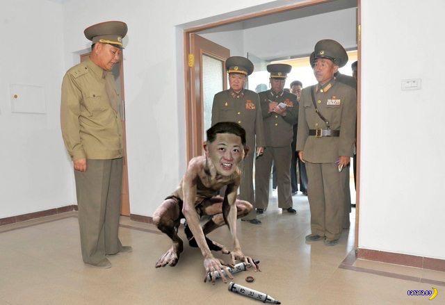 Ын присел, reddit посмеялся