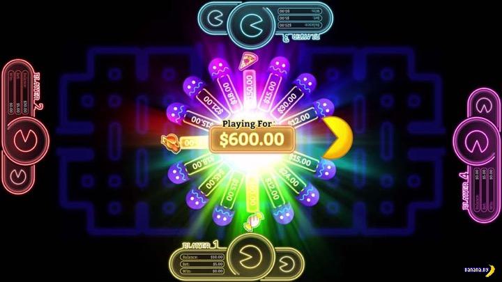 Спасайтесь, глупцы! Pac-Man идёт в казино!