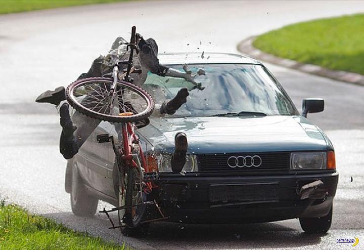 Велосипедистов пустят проезжую часть