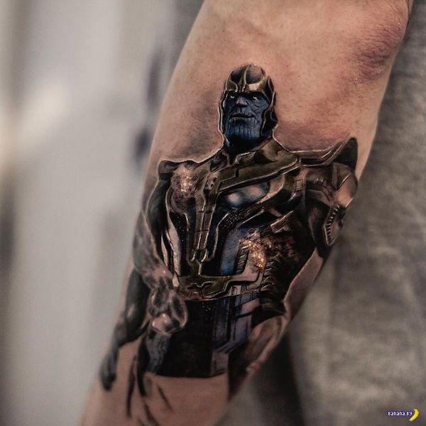 Татуировки на зависть - 92 - Инал Берсеков
