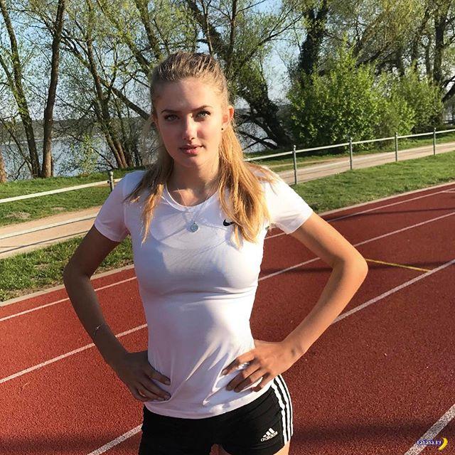 Алисия Шмидт –самая сексуальная спортсменка