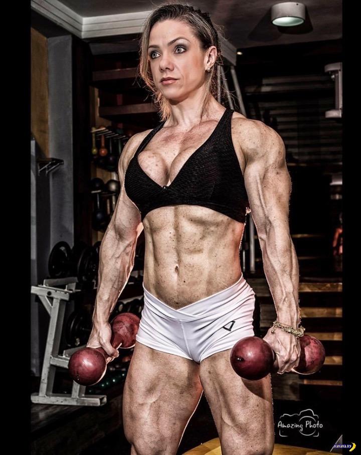 Спортивные девушки - 133