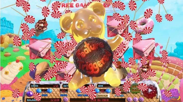 Новый игровой автомат Cake Valley