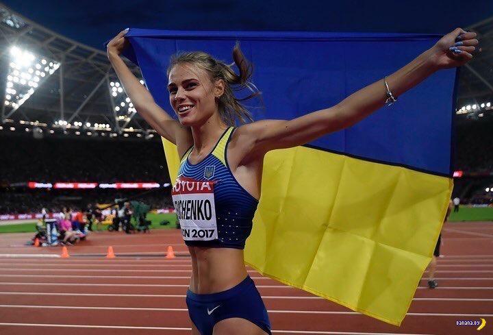 Украинское тело –Юлия Левченко