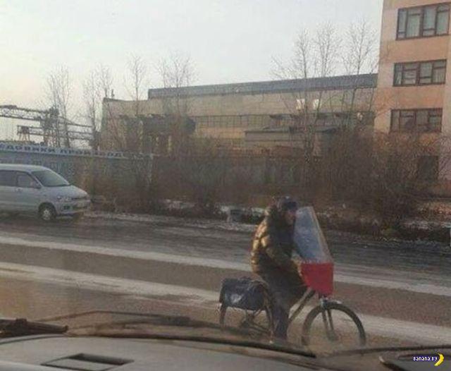 А тем временем в России - 121 - Я всё починил!