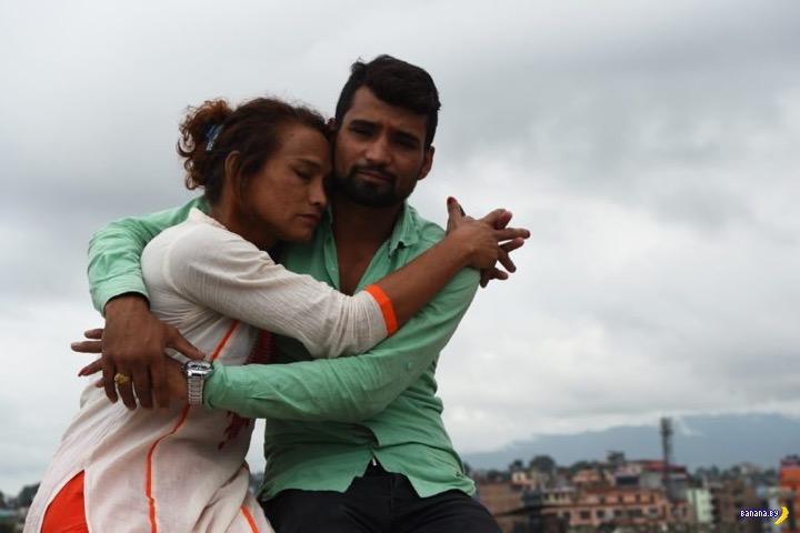 Первый транс-брак в Непале