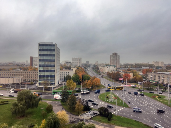 Погода: фронты из Польши!