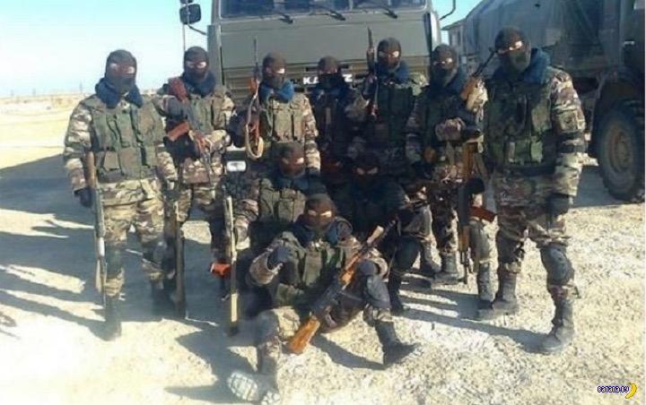 Всё о российских наёмниках из ЧВК в Сирии