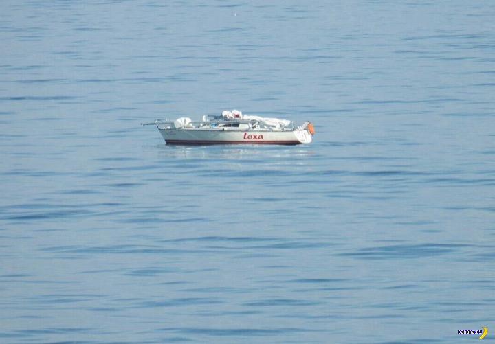 Яхта-призрак и её тайна