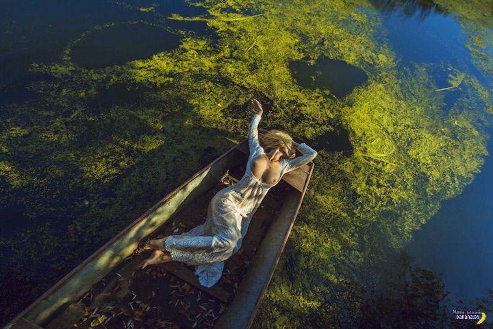 Фотографирует Леонид Мочульский