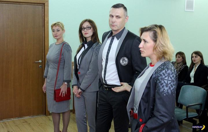 Новая одежда для белорусских олимпийцев