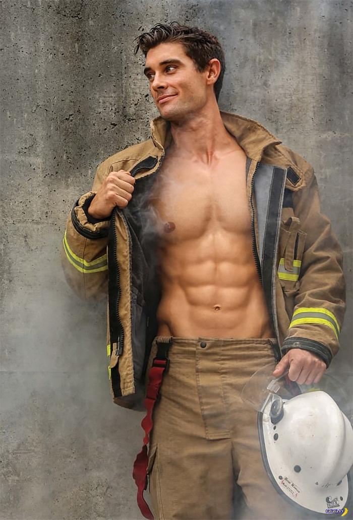 Слишком сексуальные австралийские пожарные