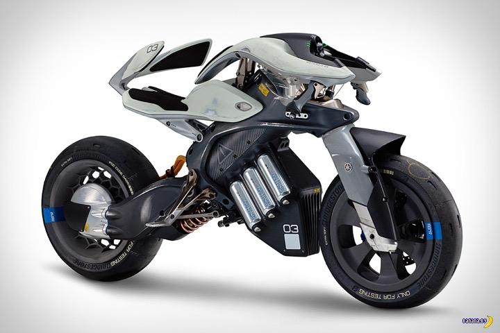 Yamaha Motodroid