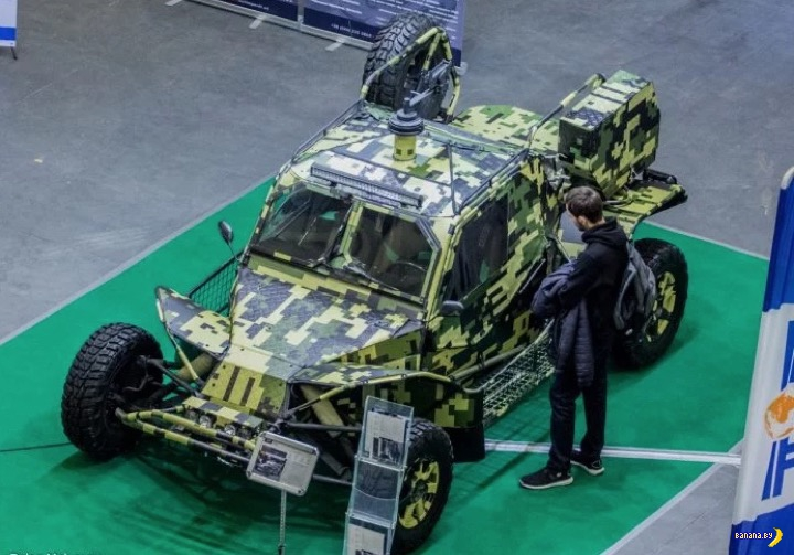LTA –новая разработка для украинских военных
