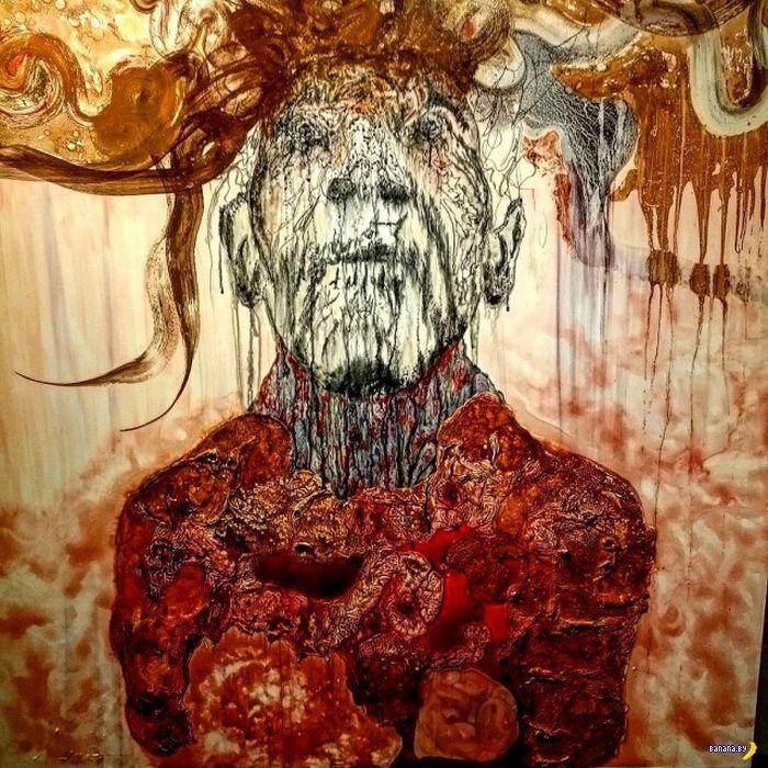 Рисунки шизофреников