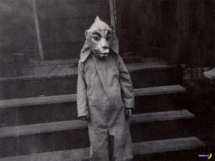 Винтажные костюмы на Хэллоуин