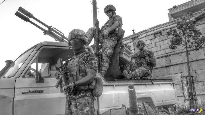 ЧВК Malhama Tactical