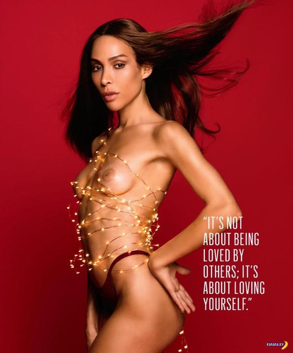 Девушка месяца в Playboy - Инес Рау
