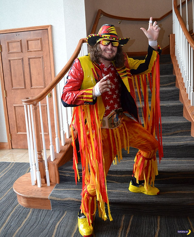 Классные костюмы на Хэллоуин