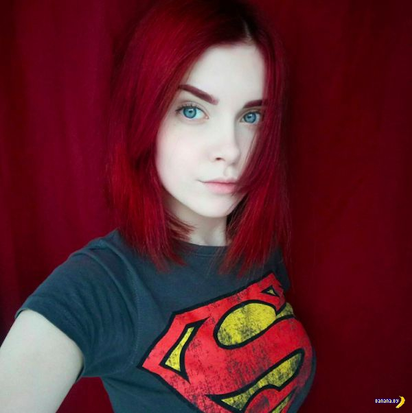 Илона Бугаёва и её косплей