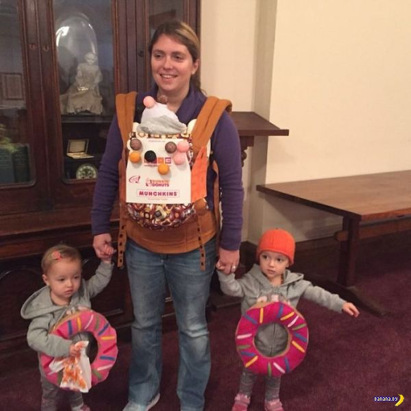 Использование детей в костюмах